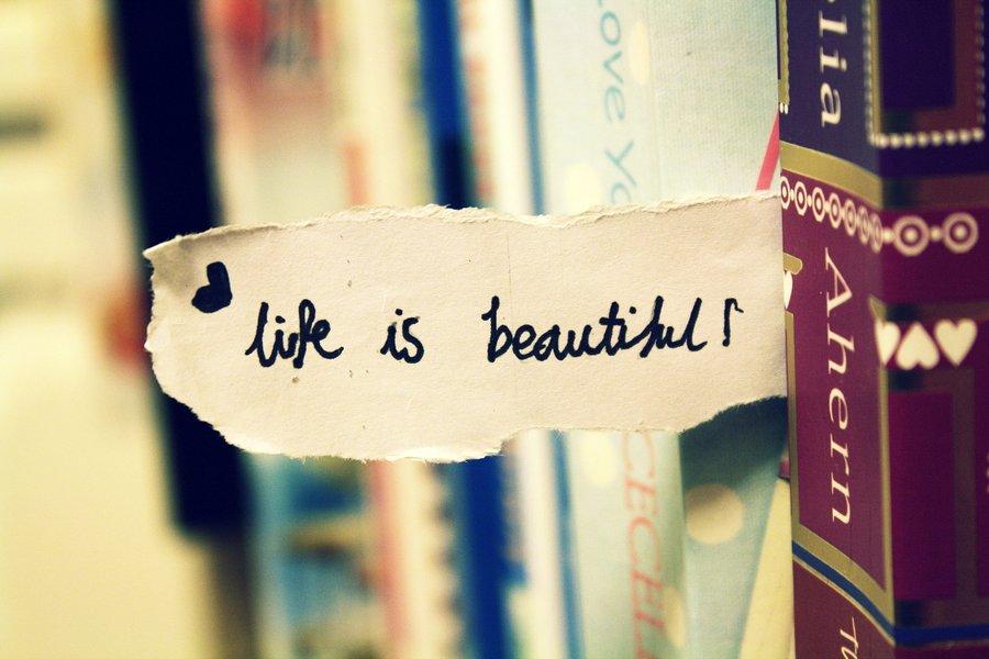 zivot je lep