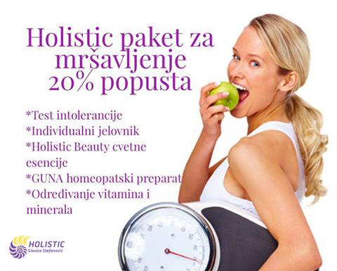 popust mršavljenja holistic